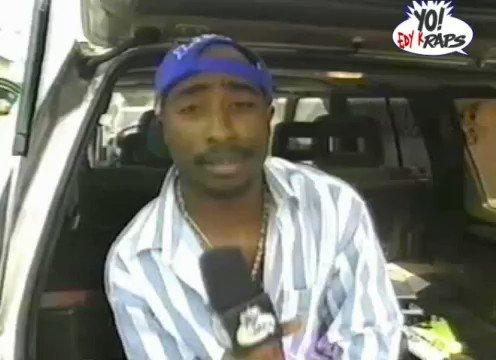 2Pac - Yo! MTV Raps Promo (1992) https://t.co/CZcoB2C55D