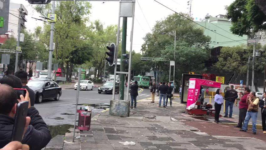 Webcams de México's photo on #AlertaSismica