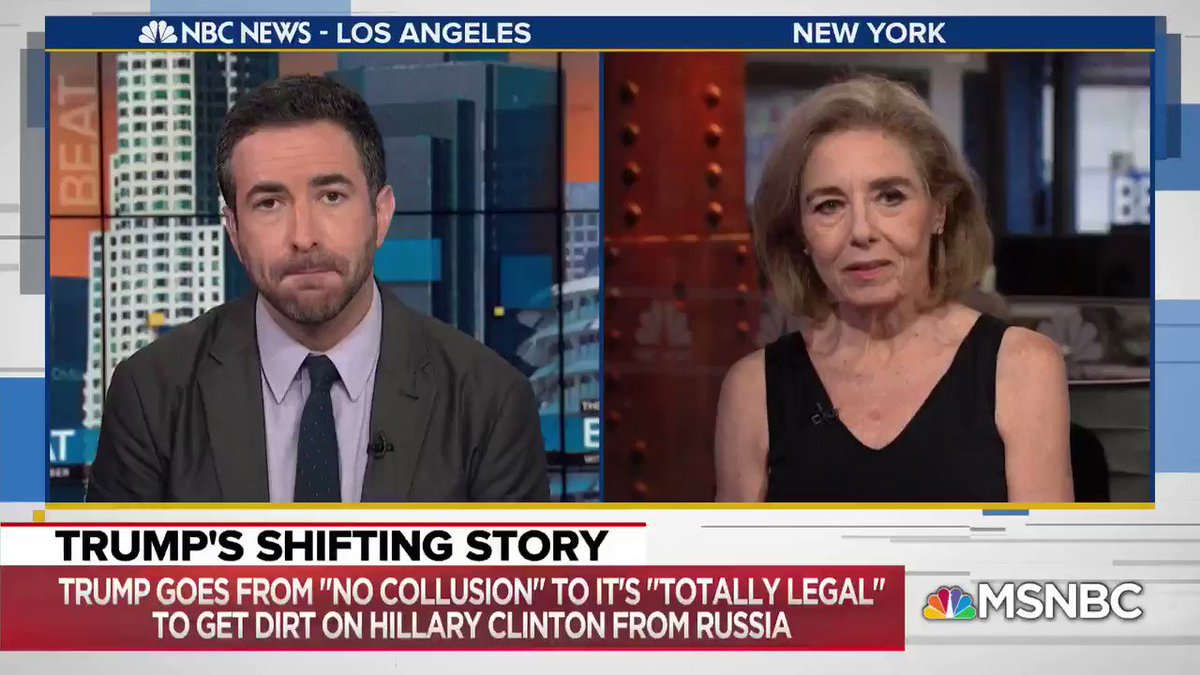 TheBeat w/Ari Melber's photo on Trump Tower