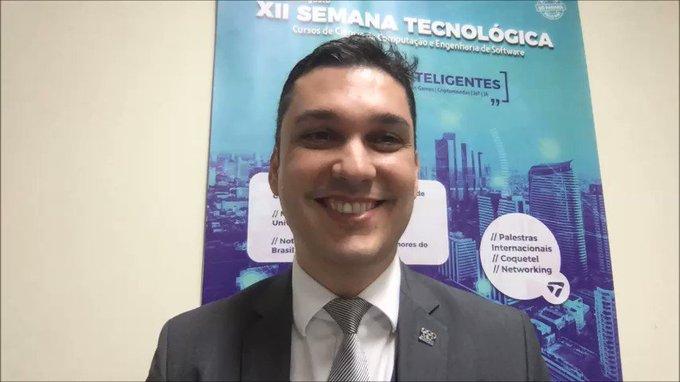 A Atos está na XII Semana Tecnológica da UniFil, em Londrina! São cinco dias...