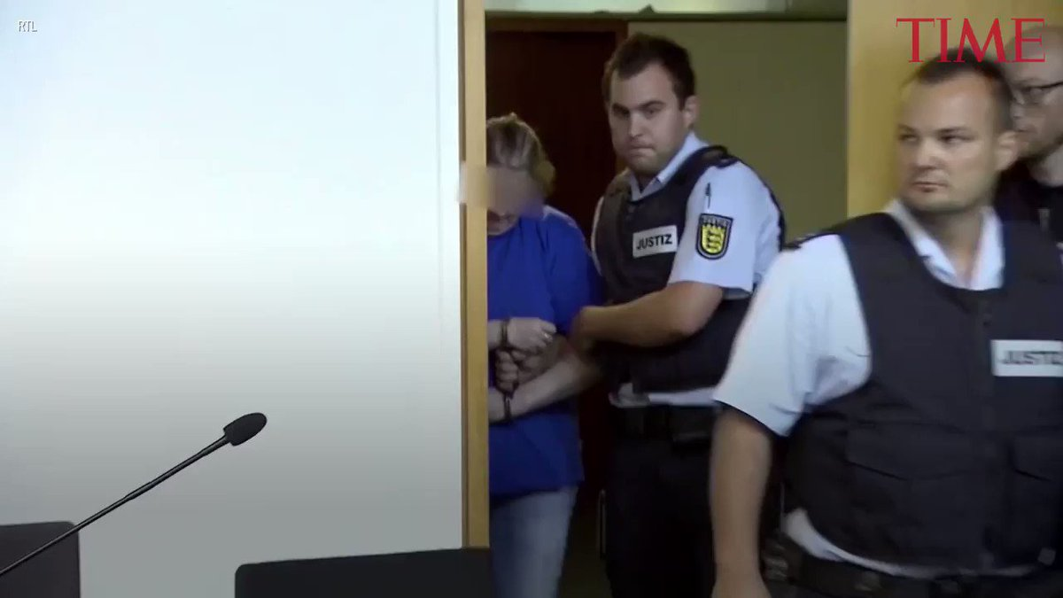 A German couple who raped and sold their son for sex on the Internet has been convicted https://t.co/k4Rlx9acpT https://t.co/hDvwwiSySd