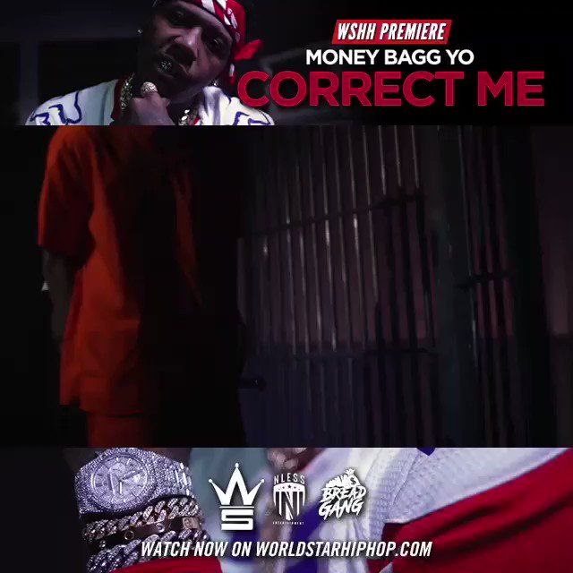 """CORRECT ME"" OUT NOW‼️🔥 #BetOnMe🎲 @WORLDSTAR"