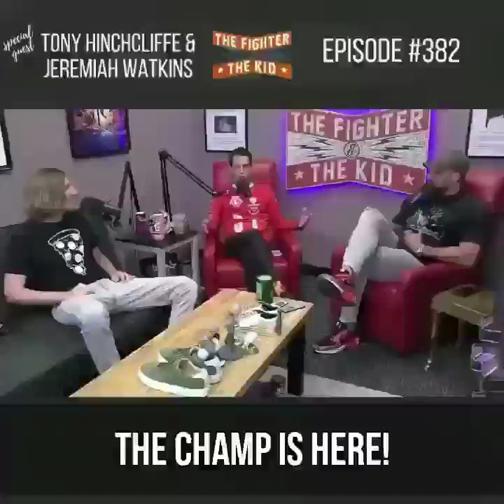 Will @TheoVon defend or vacate? #InterimChamp  Find out on Episode 382 #TFATK @TonyHinchcliffe @jeremiahstandup   https://m.youtube.com/watch?v=AWWUJX517g8…