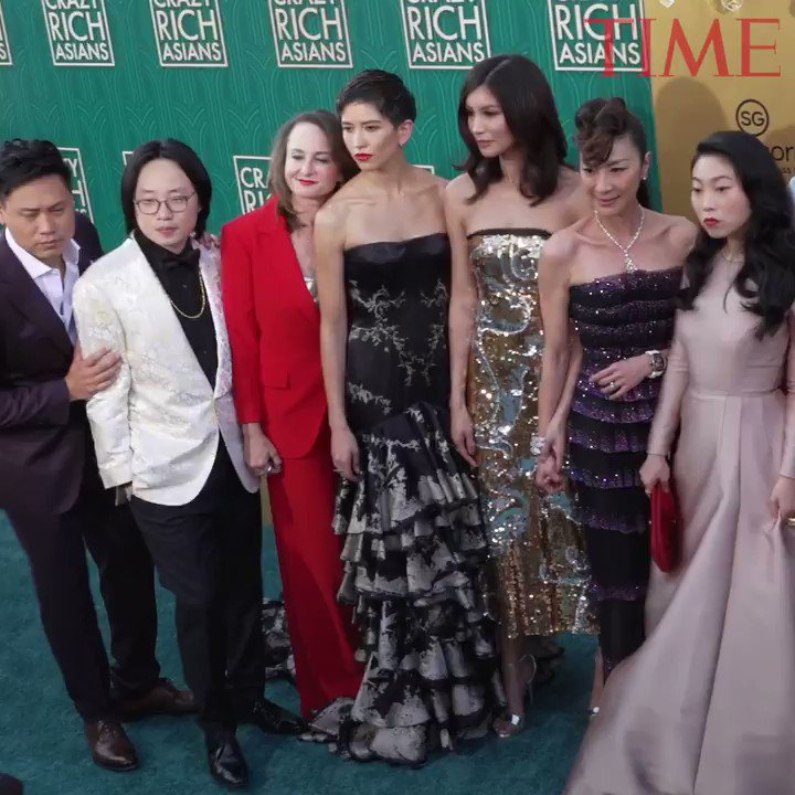 The 'Crazy Rich Asians' red carpet looked crazy glamorous https://t.co/tztxp3nwfr https://t.co/5XHxWqltp7