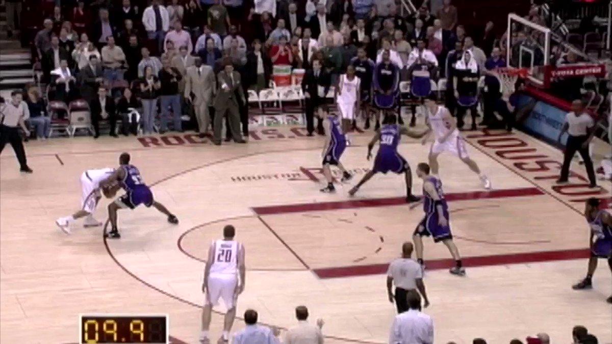 T-Mac ➡️ Novak   #NBAAssistWeek https://t.co/jzduu1M8V0