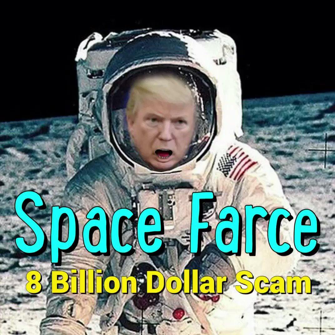 A.Silver-MeMEs & GIFs's photo on #SpaceFarce
