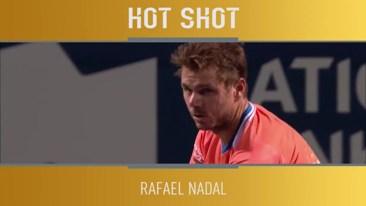 This is why @RafaelNadal is World No. 1  ����  ��@TennisTV https://t.co/jwrtzPDDeX