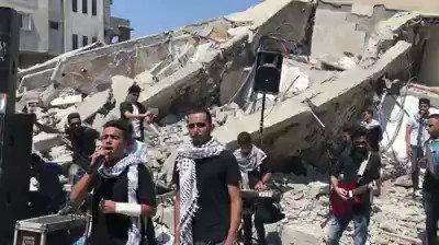Federación Palestina's photo on Gaza