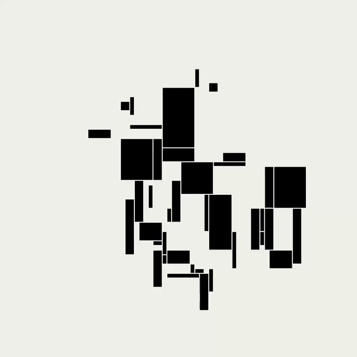 Apparatus, assemble! #generative #creativecoding