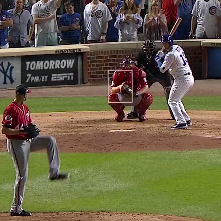 Bottom of the 9th + Bases loaded + Down to your last strike = WALK-OFF GRAND SLAM!