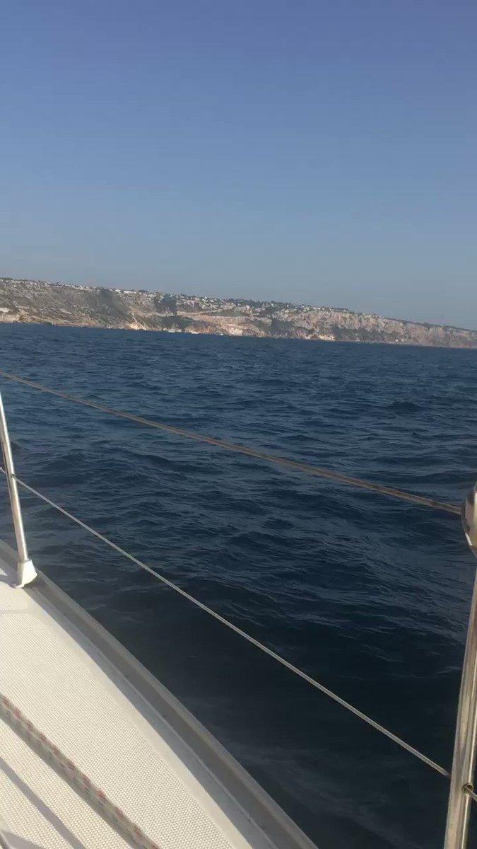 #sailors a la @lachicadelaciud le gusta el espíritu #embarcate y nosotros nos alegramos mucho, mucho , mucho  ⛵⛵⛵ 😍 https://t.co/nPPWvtkyZZ