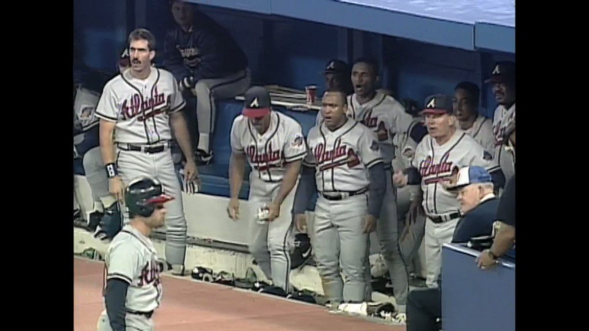 We ranked Bobby Cox's best ejections.   No. 1: The World Series Helmet Toss  ��: https://t.co/CeINAhQOyr https://t.co/Yfj9Nld07T