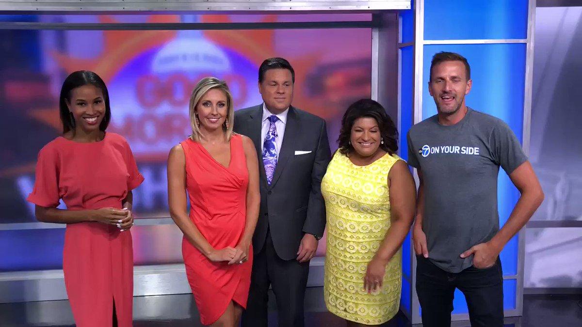 Hello @GMA from the @ABC7GMW @ABC7News family in #WashingtonDC #myGMA @AdriannaHopkins @ABC7Autria @thejuliewright @ABC7Brian