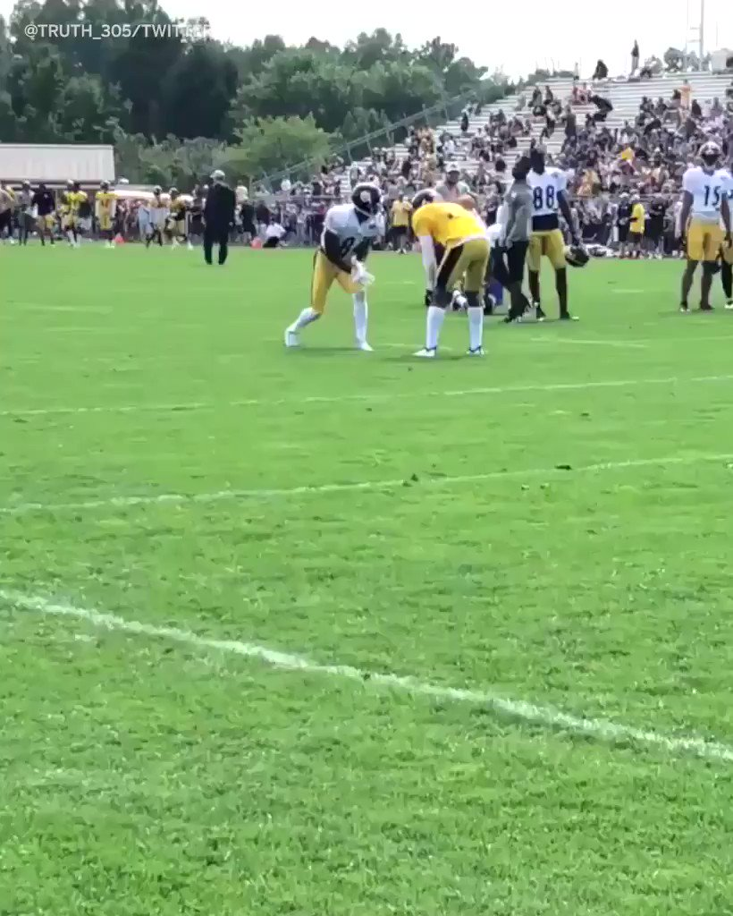 1-on-1 with @AB84 is not fun. #SCtop10 (via @Truth_305)