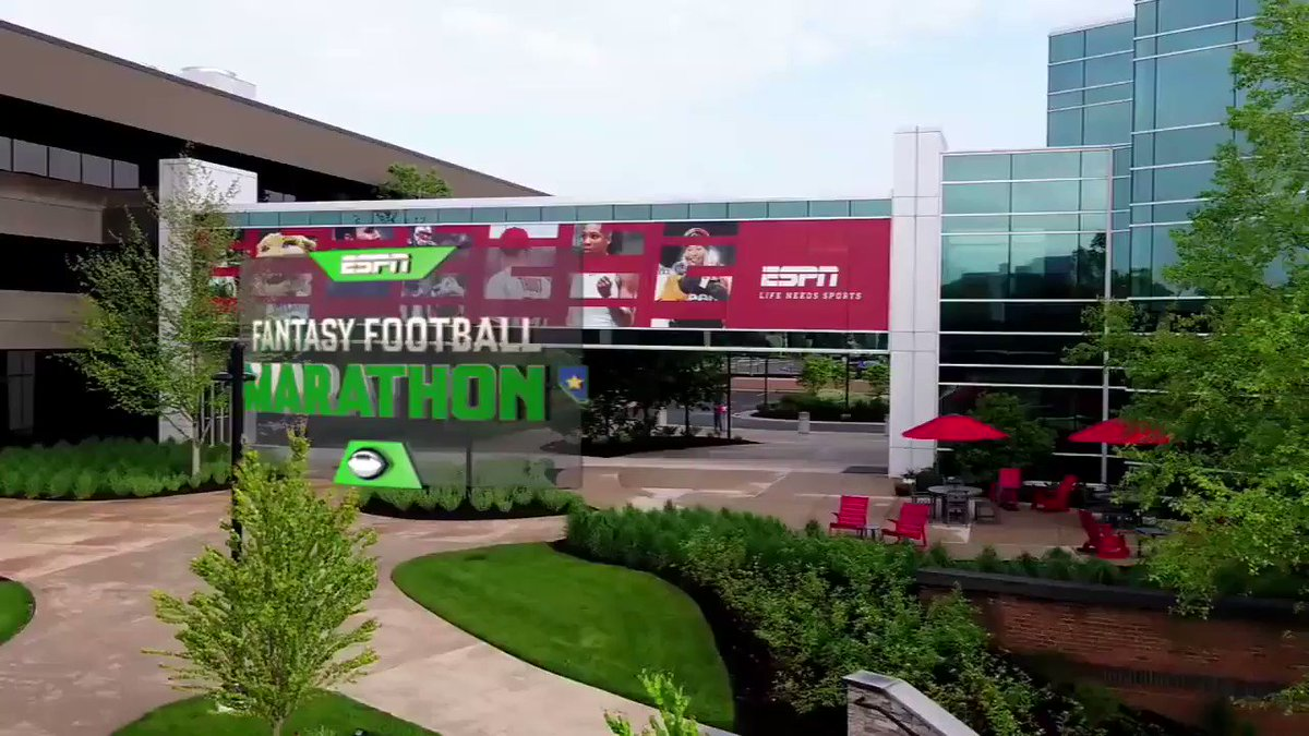 Analysis, rankings and a lot of laughs.  The absolute best from 29 hours of the @ESPNFantasy Football Marathon. �� https://t.co/bANHjFw9mm