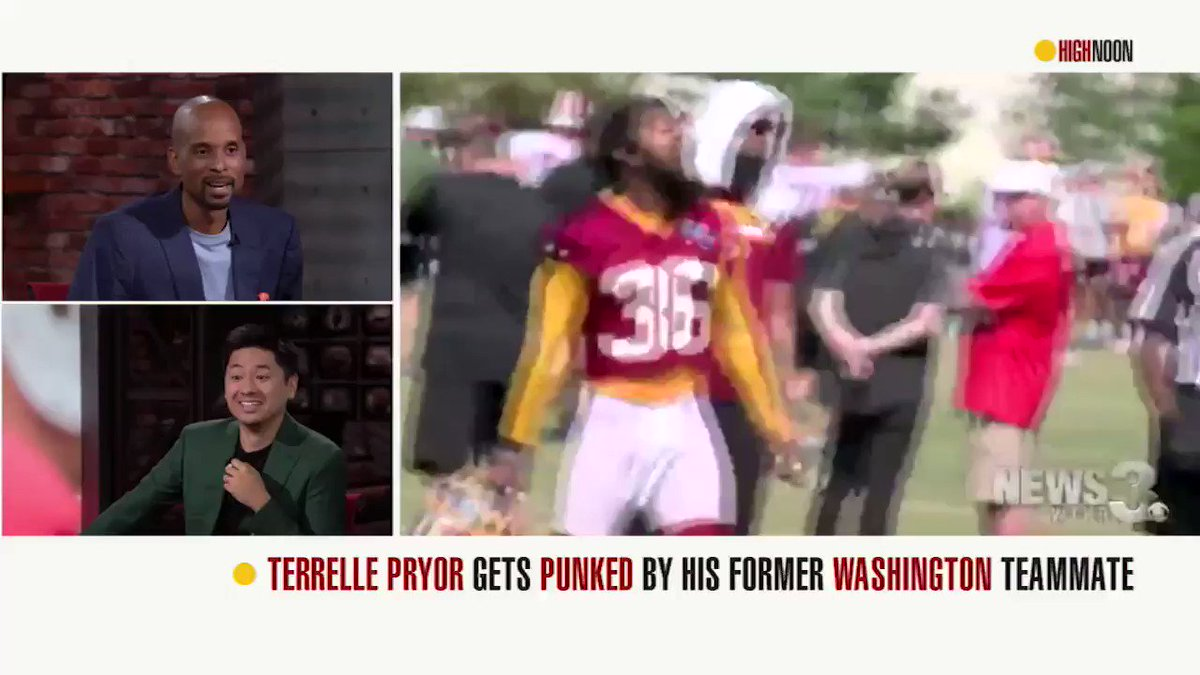 I would like to personally welcome Terrelle Pryor into the Hall of Memes