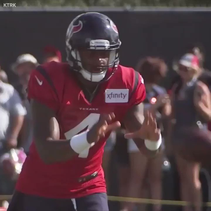 DeAndre Hopkins and Jimmie Ward got after it in Texans-49ers joint practice. (via @abc13houston) https://t.co/nJvNi3a8uN
