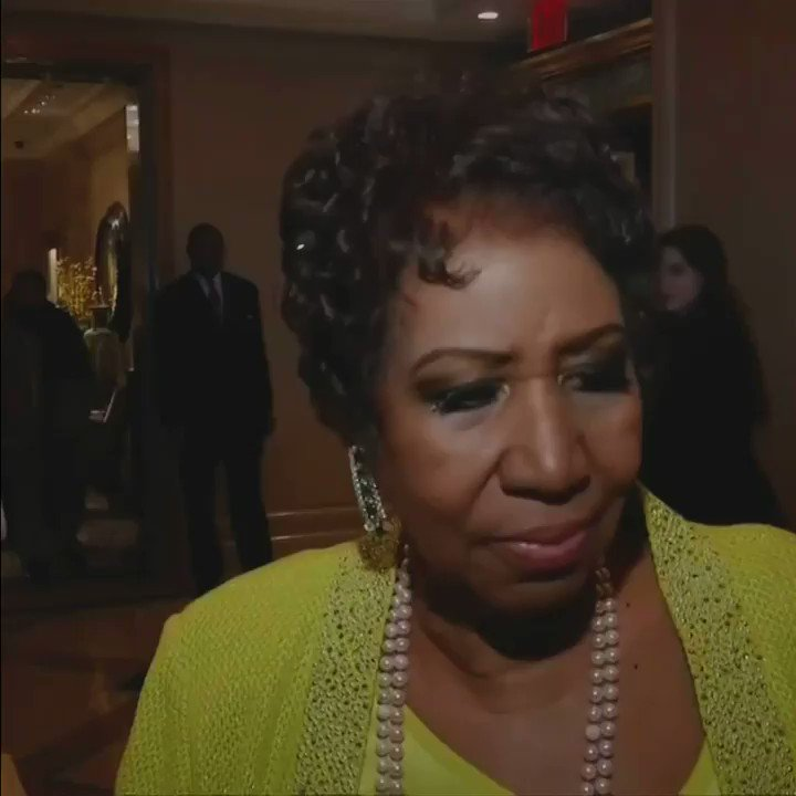 Aretha Franklin: The 'Queen of Soul' in her own words https://t.co/MxfBq9n0Id https://t.co/rT4RAMHHti