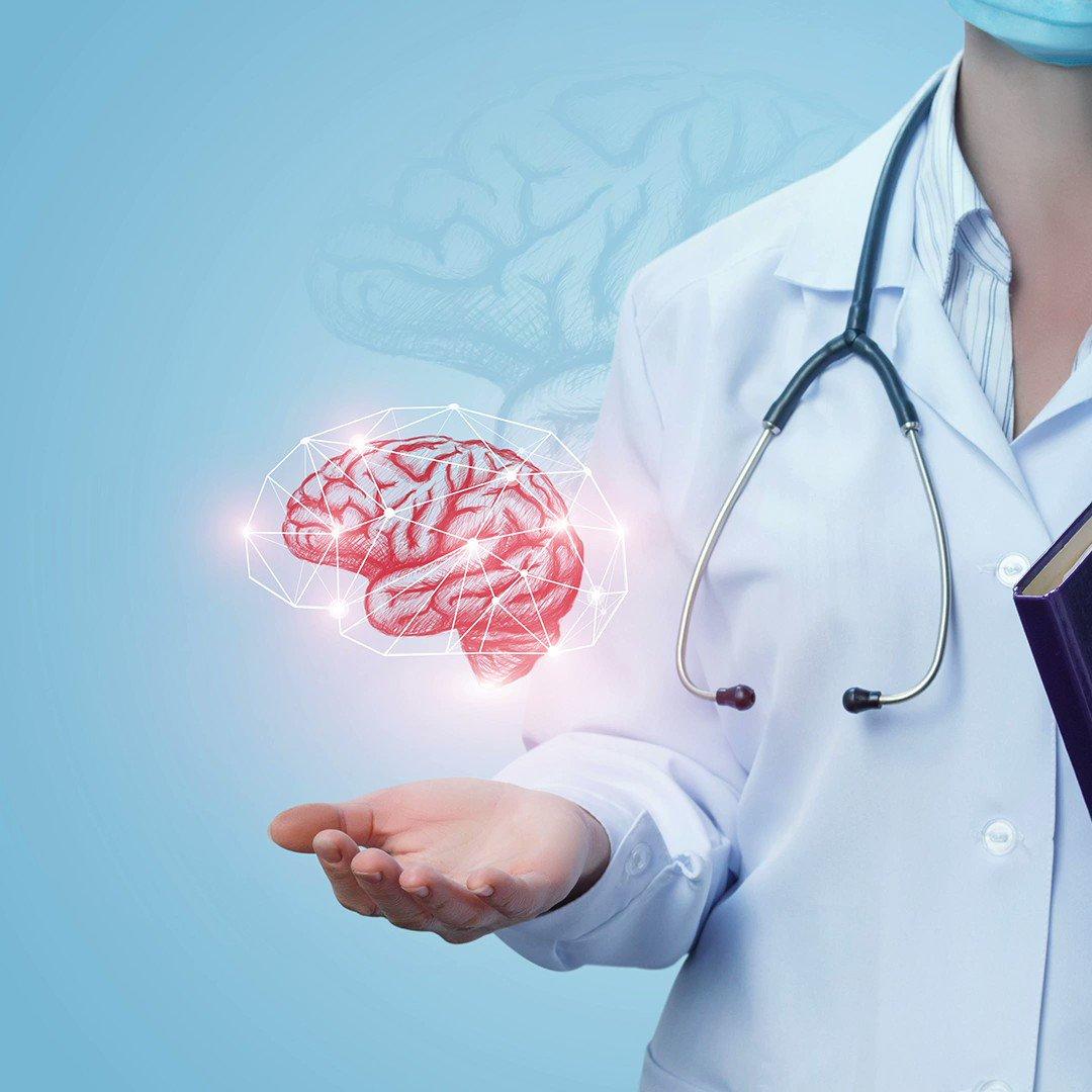 Невролог в картинках, летию подруге