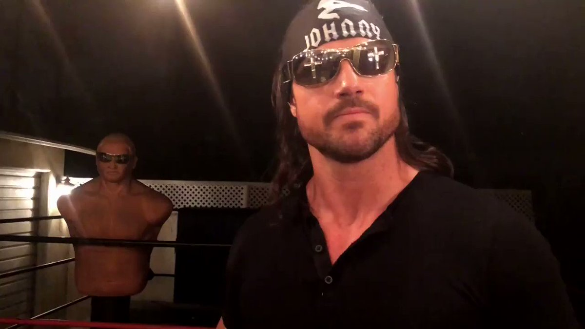 📣Johnny Impact (@TheRealMorrison) is headed to sea on board The Ship of Jericho and is ready to take on the Bullet Club! Dont miss this moment in wrestling history, book NOW: buff.ly/2FLOXrl