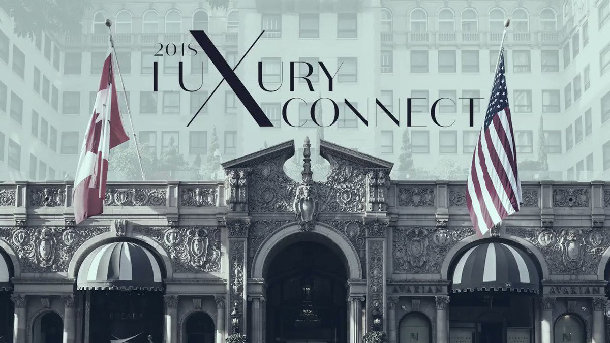 Who's joining us at Luxury Connect this year? Tickets on sale now: inman.luxury
