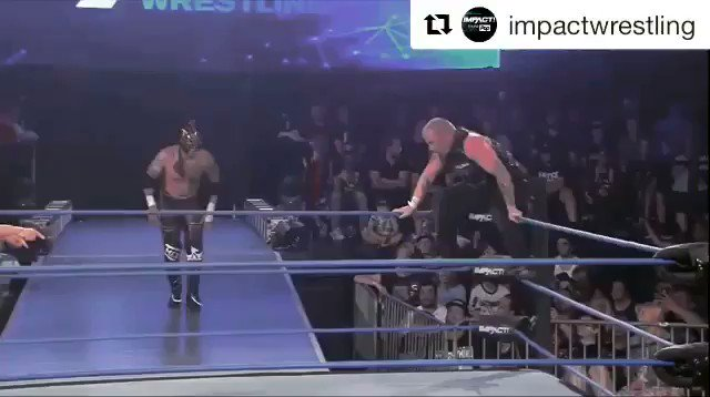 @impactwrestling 💥 If you want.. You can do. Si tú quieres.. Tu puede. #MexaKing 🔥👑 🇲🇽