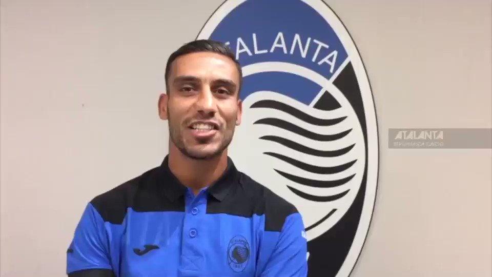 Nuovi arrivi in casa #Atalanta! Benvenuto Ali #Adnan   Il comunicato ufficiale http://bit.ly/2MRgHLg#GoAtalantaGo  - Ukustom