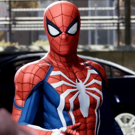 3 weeks to go.  #SpiderManPS4   #BeGreater https://t.co/LeIE9w311M