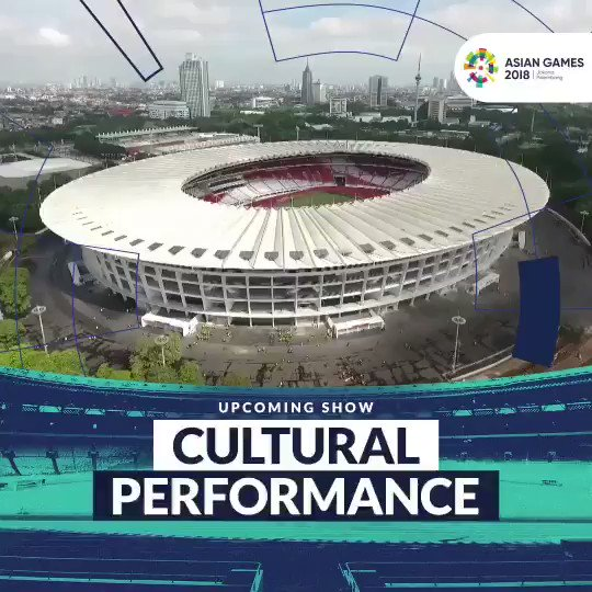 Indonesia is known as a multicultural country, and tonight the world gets to see the richness of it all in one massive stage at the Opening Ceremony! Traditional dance Tari Saman from Aceh just opened the show. Stay tuned for more! #OpeningAG2018 #AsianGames2018