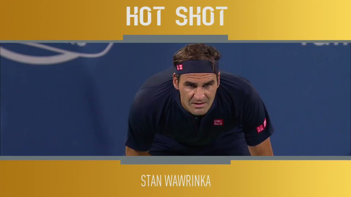 Pleased to see #StanTheMan back? 🎥 @TennisTV