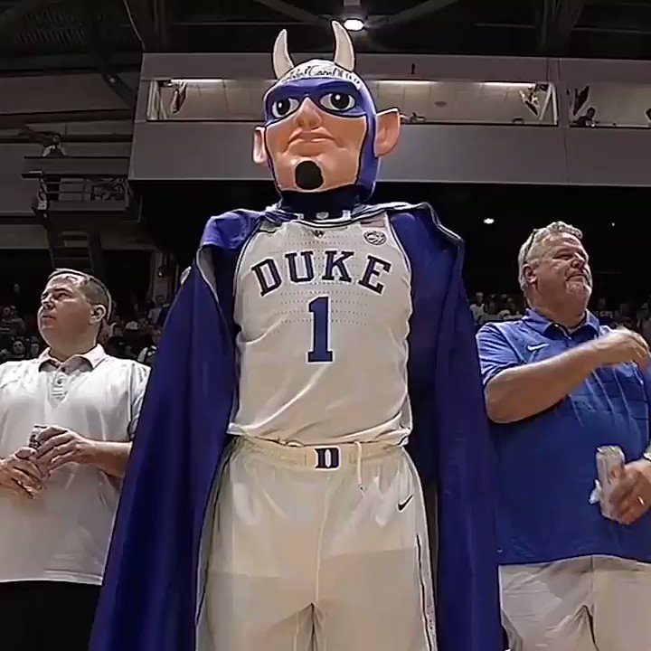 ICYMI: Blue Devil rookies put on a show last night �� https://t.co/TgDCVlNHsR