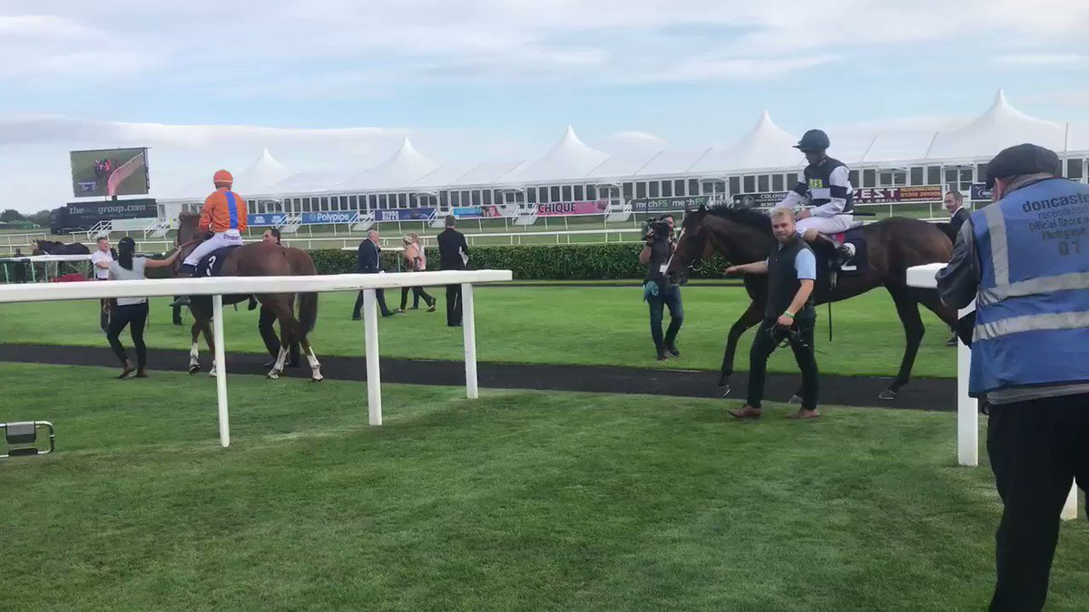 ANDOK takes another course win after landing our final race of the afternoon, the Class 5 @SunRacing Apprentice Handicap, for @RichardFahey and jockey @sebatian_woods   Congratulations to all connections 🏆