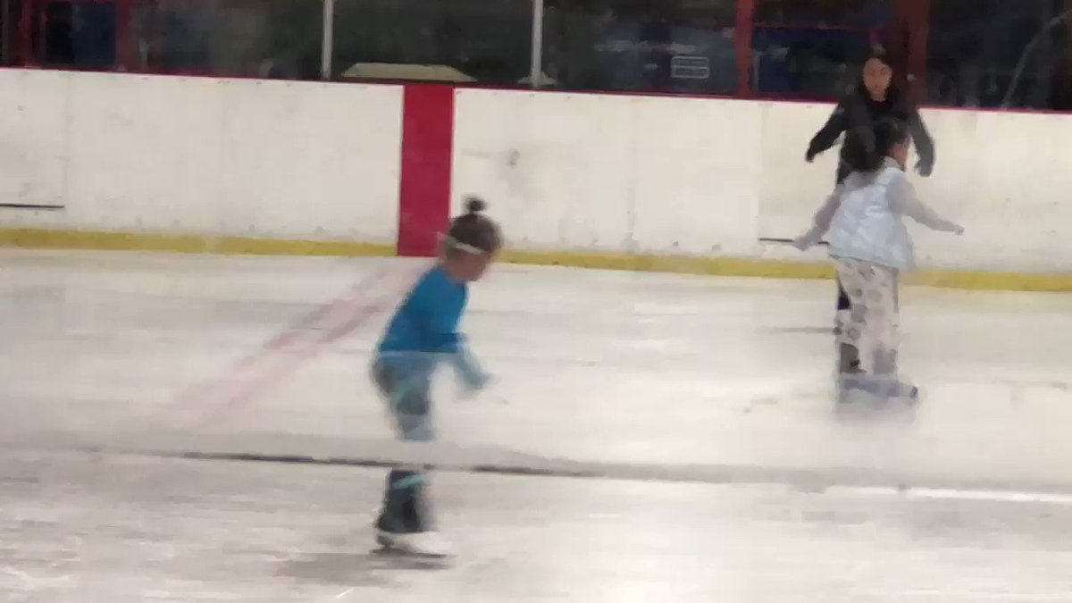My niece just started ice skating lessons and we are set for a future Michelle Kwan