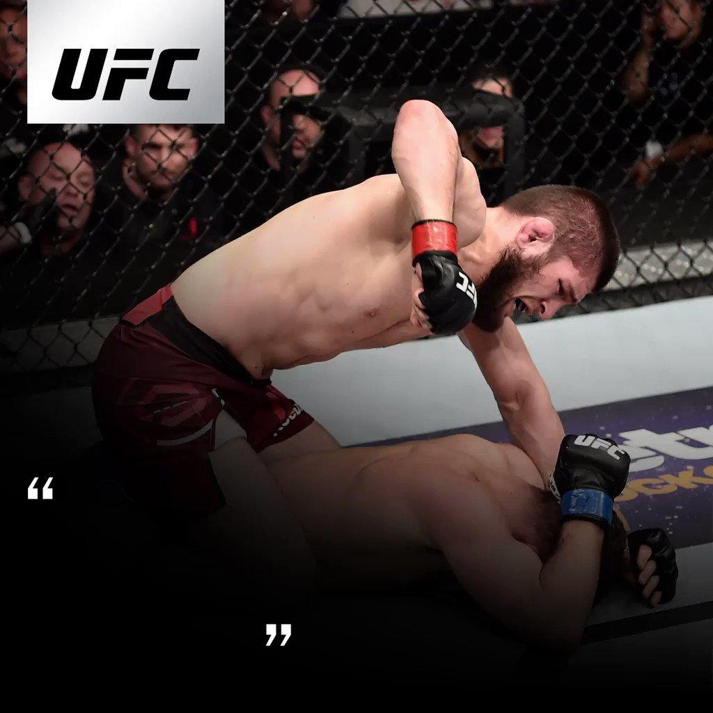The gameplan. @TeamKhabib #UFC229