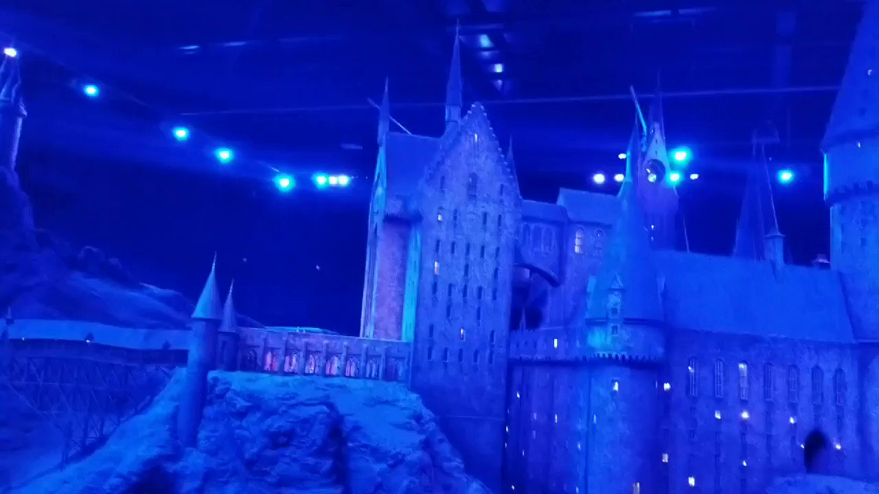 Happy Birthday to me! In England til Saturday. Harry Potter Studio tour