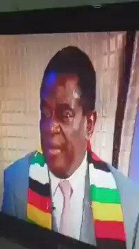'I won the court case before it began,' Zimbabwe's Mnangagwa