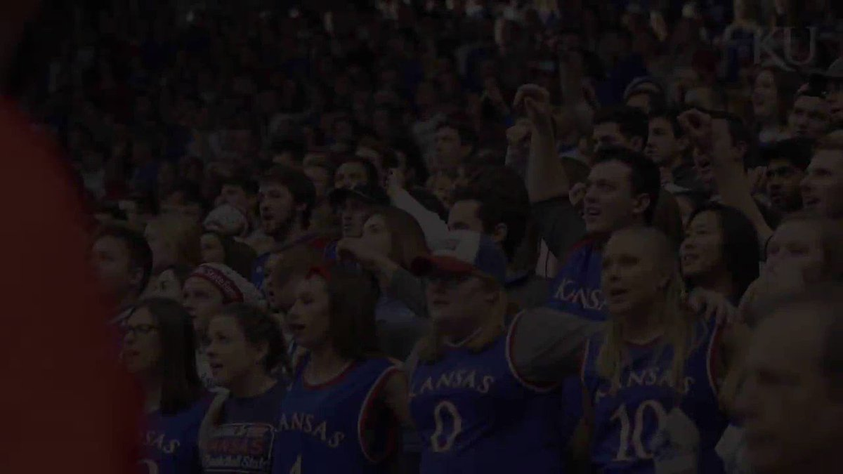 Singing the Alma Mater, Jayhawks connect and celebrate KU. This video captures the song's singular spell. https://t.co/FWaXGGJw5Z