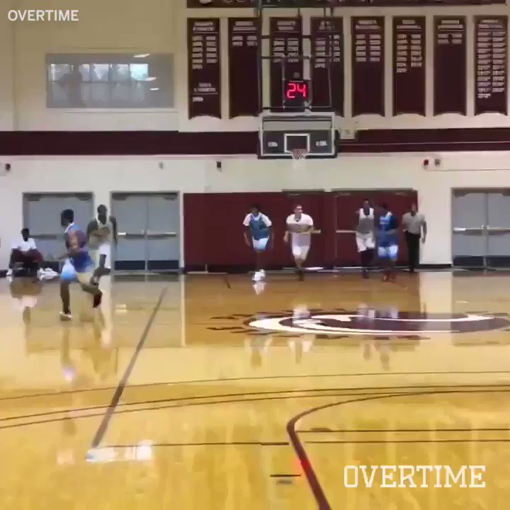 Jamal Crawford casually dropped 30 DIMES in this game. (via @overtime) https://t.co/mCWaKTDYZp