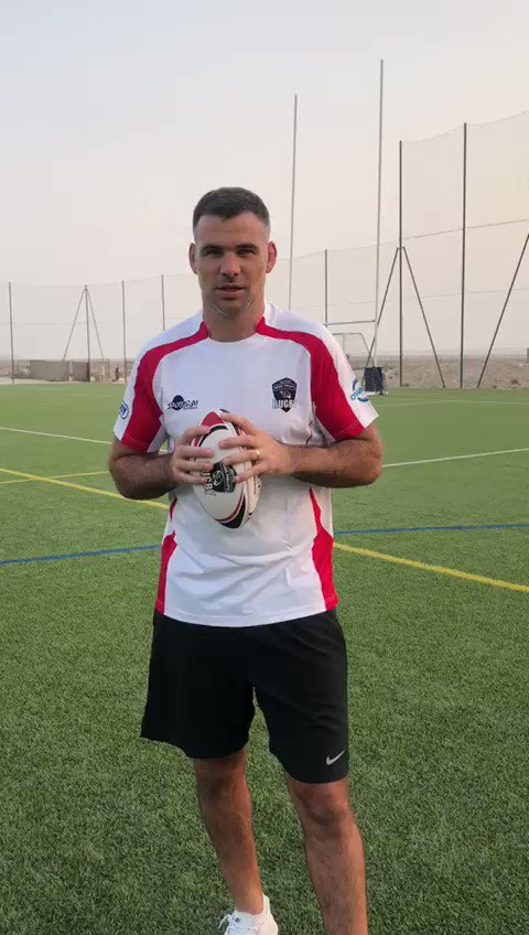 Next week @mikephillips009 is holding a four-day rugby camp at Dubai Sports World in Dubai World Trade Centre - watch this video to find out how your child can attend for free! To register for the camp visit mikephillipsacademy.com