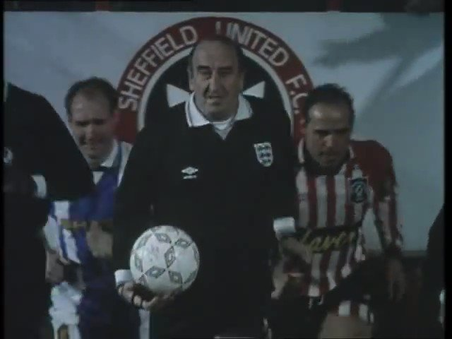"TELLY GOLD: ""When Saturday Comes"" starring Sean Bean, 1996. Jimmy Muir is a hard-drinking factory worker who dreams of playing for #SUFC. Will he make it? The trailer saved you the bother of watching the entire movie..."