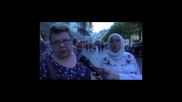 Cumhurbaşkanı Erdoğanın Eylülde Almanyaya yapacağı ziyaretin tarihi netleşmedi. Peki Almanyada sokaklar ziyaretle ilgili net mi? Röportajın tamamı için: ow.ly/SIiP50ighXK BOLD Medya yayınlarına destek için: ow.ly/tUqV50ighXI KANALIMIZ: ow.ly/k9wj50ighXJ