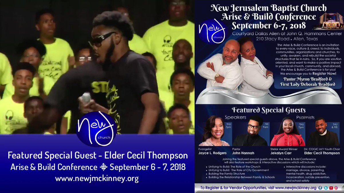 COGICYouth tagged Tweets and Download Twitter MP4 Videos