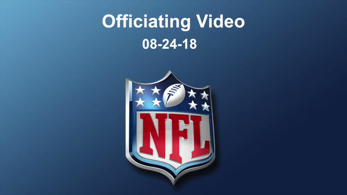Below is a clip from this week's media video. For the full version, please visit nflcommunications.com