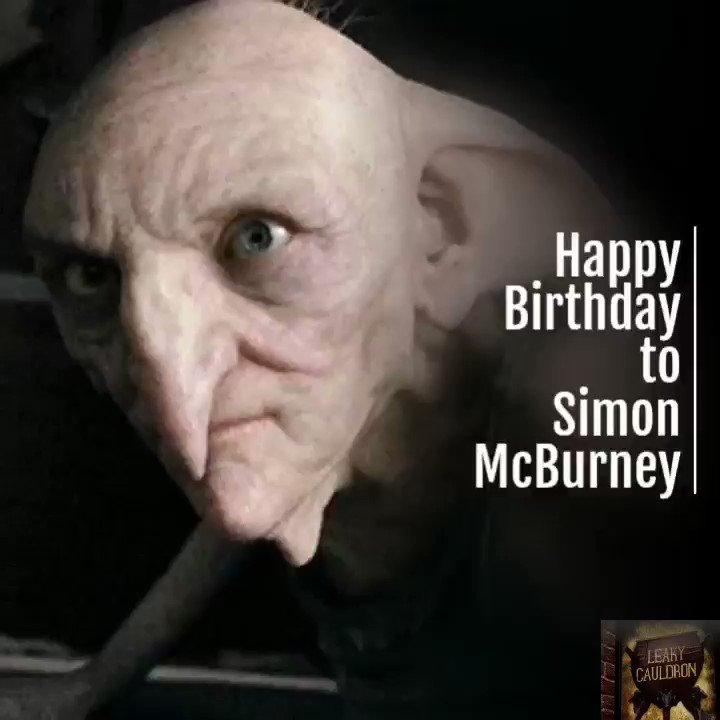 The Leaky Cauldron On Twitter Wishing A Happy Birthday To Simon