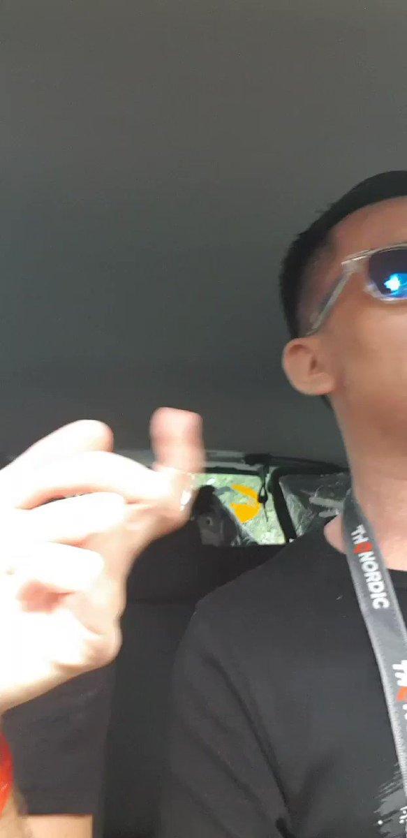 #Motivation #Singsang #Carpool Good Moring Germany Heeeeyyy Yaaaaa Outcast ft.  @TimmmehTV @il_network_ #IlOne #Renault #clio4 #GtLine