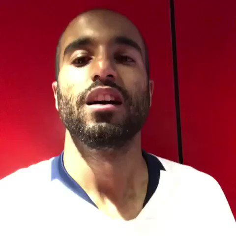 .@LucasMoura7 is buzzzing! #COYS