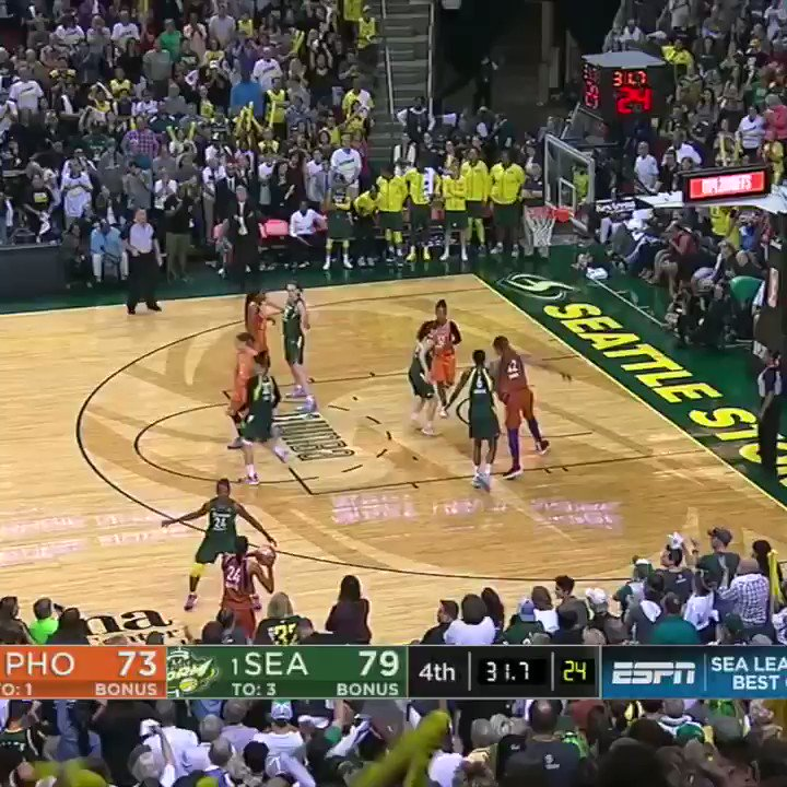 Phoenix was down by 17 in the 4th, then the ???? took over to force OT. https://t.co/UwTO4vWR87