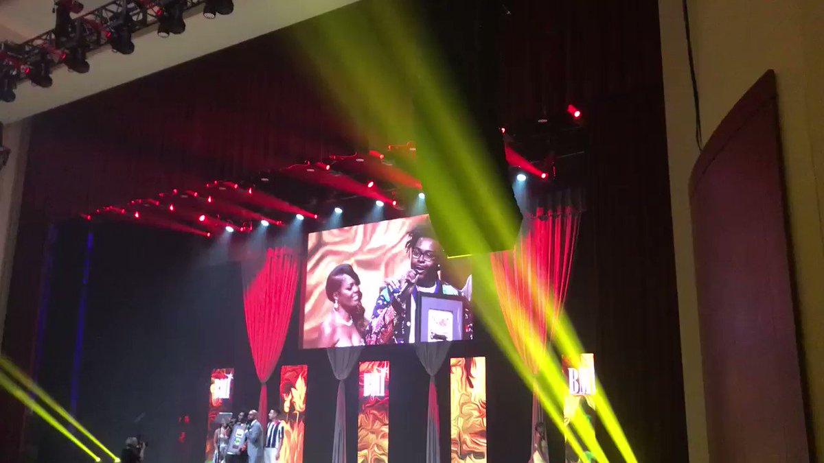 Congratulations @teddywalton #BMIRnBHHAwards Top Producer