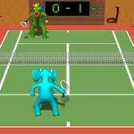 テニスって格闘技⁉︎とあるテニスの試合の動きがアグレッシブ過ぎる!
