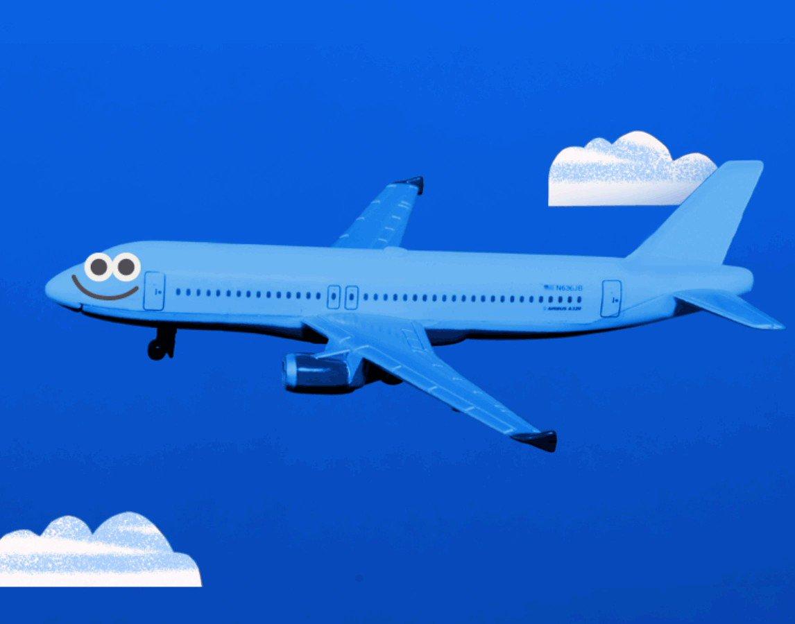 хорошего полета картинки анимация гифки была такой